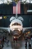 Открытие космического летательного аппарата многоразового использования Стоковая Фотография