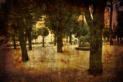 открытка Италии Стоковое фото RF
