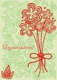 открытка праздника Стоковые Фото