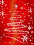 Открытка рождества Стоковые Фотографии RF