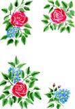 открытка Стоковые Фото