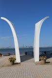 Открытки 9/11 мемориалов в острове Staten Стоковые Изображения