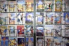 открытки стоковые изображения