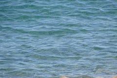 Открытое море моря подробно Стоковое Изображение RF