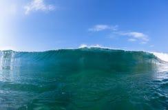 Открытое море океана волны Стоковые Изображения RF