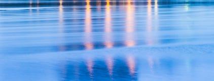 Открытое море предпосылки Стоковое Изображение
