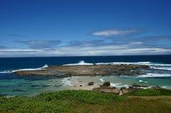 Открытое море Стоковая Фотография RF