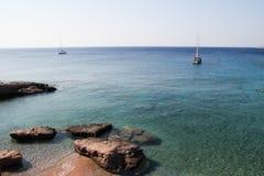 открытое море Стоковое фото RF