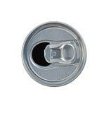 Открытое питье может изолированное topview Стоковые Фото