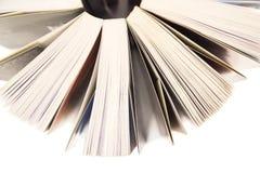 Открытые книги стоковая фотография rf