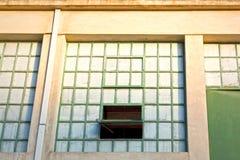 открытые окна Стоковые Изображения RF