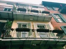 открытые окна Стоковые Фотографии RF
