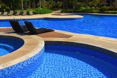 Открытый бассейн Стоковое Изображение