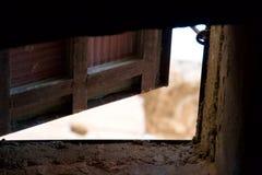 Открытый люк стоковые изображения rf