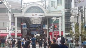 Открытый рынок Kochi стоковые изображения rf