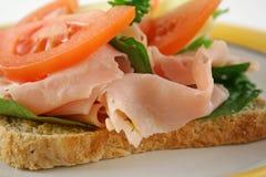 открытый сандвич 3 Стоковые Изображения RF