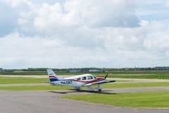 Отклонение легкого воздушного судна Стоковая Фотография RF