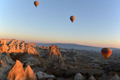 Отключение воздушного шара стоковое изображение