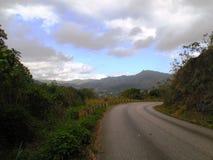 Отключение к Африке, Танзании Стоковые Изображения RF