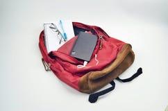 Отключение рюкзака Стоковое фото RF