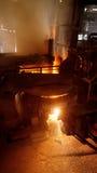 Отливка металла стоковые изображения