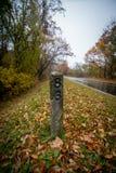 Отметка 83 мили Стоковое Фото