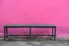 Отметка уровня с pinky стеной Стоковое Изображение RF