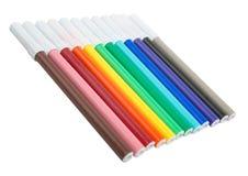 отметки цвета Стоковое Изображение RF