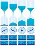 отметчики времени Стоковое фото RF