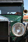 отметчик времени автомобиля старый Стоковые Изображения RF