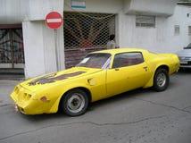 отметчик времени автомобиля старый Стоковая Фотография RF