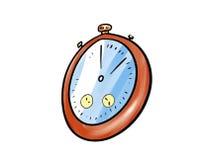 отметчик времени Стоковое Изображение RF