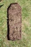 Отмелая могила Стоковые Фото