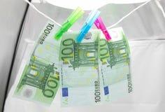 Отмывание денег Стоковые Изображения RF