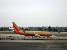 отнесенная авиакомпания Стоковое Изображение RF
