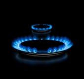 Отнесенные газ, масло и все вещи Стоковое Изображение RF