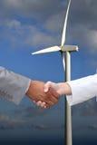 относящая к окружающей среде индустрия Стоковое фото RF