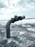 относящое к окружающей среде загрязнение Стоковые Изображения