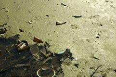 относящое к окружающей среде загрязнение стоковые фотографии rf
