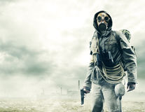 Относящое к окружающей среде бедствие Стоковая Фотография