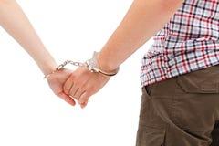 отношение принудили парами, котор s Стоковая Фотография