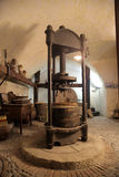 отожмите вино Стоковые Фото