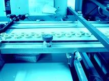 отожмите печатание Стоковые Изображения RF