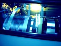 отожмите печатание Стоковая Фотография RF