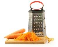 отполированные моркови Стоковое Изображение RF