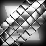 Отполированная предпосылка металла Стоковые Фотографии RF