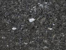 Отполированный черный гранит Стоковые Фото