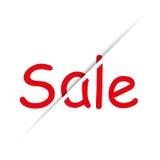 Отправьте СМС красивое необыкновенной предпосылки продажи белые и стильный Стоковая Фотография