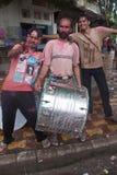 отпразднуйте людей ganesha празднества Стоковые Фотографии RF