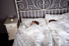 отпрыски кровати Стоковая Фотография RF